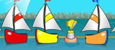 Play Sailboat Subtraction