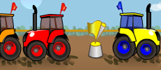 Play Tractor Multiplication