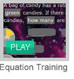 Equation Training